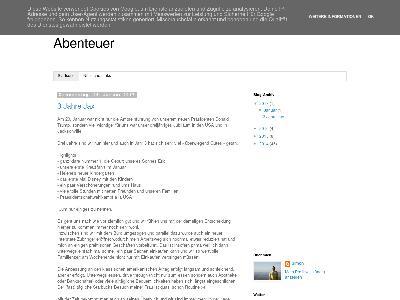 http://germanamericanadventure.blogspot.com/