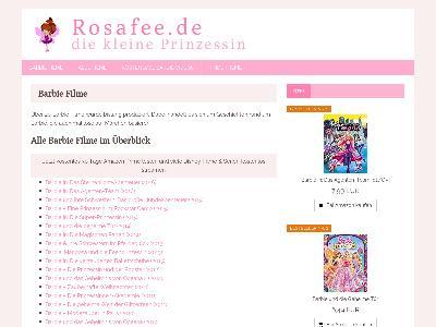http://rosafee.de