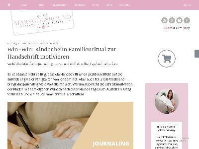 http://www.marygoesround.de