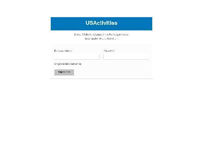 http://www.usactivities.de