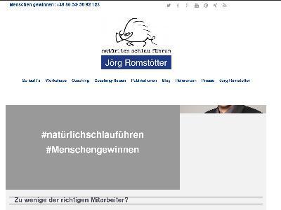 http://joerg-romstoetter.de