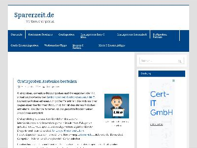 http://www.sparerzeit.de