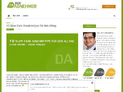 http://www.derabnehmer.de