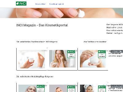http://www.tagescreme-test.de