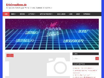 http://www.kriscrossnews.de