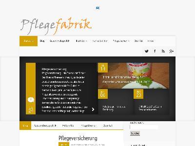 http://pflegefabrik.de
