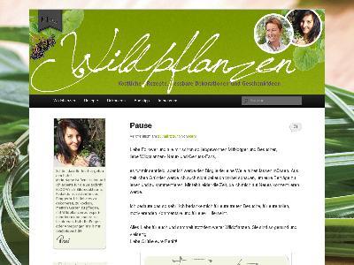 https://wildpflanzenblog.wordpress.com/
