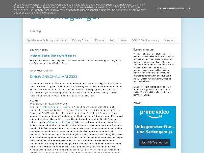 http://www.der-kinogaenger.blogspot.com/