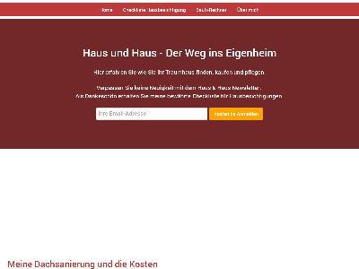 http://www.haus-und-haus.de