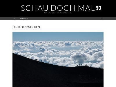 https://schaudochmal.wordpress.com/