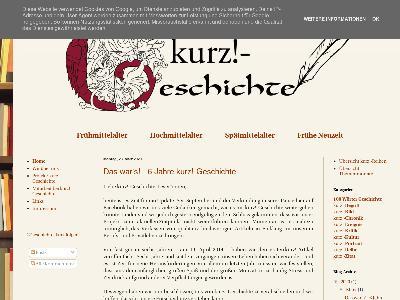 http://geschichte-in-kurz.blogspot.com/