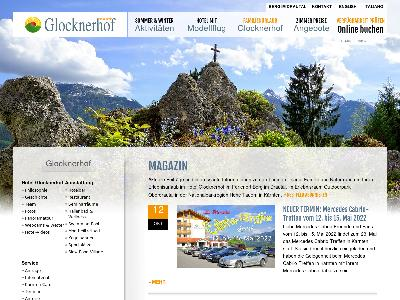 http://www.glocknerhof.at/magazin.html