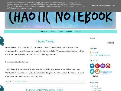 http://chaotic-notebook.blogspot.com