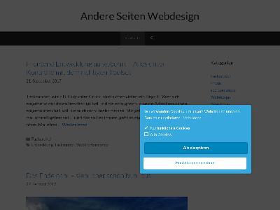http://blog.andere-seiten.de/