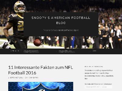 https://americanfootballsnoopy.wordpress.com/