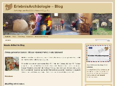 http://blog.erlebnisarchaeologie-bayern.de/