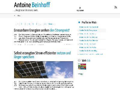 http://www.antoine-beinhoff.de/