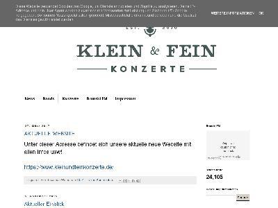 http://kleinundfeinkonzerte.blogspot.com/