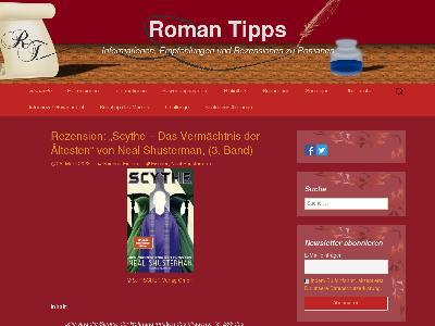 http://www.roman-tipps.de/