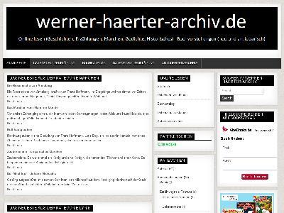 https://werner-haerter-archiv.de/