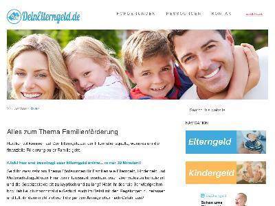 http://deinelterngeld.de/