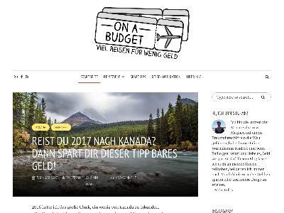 http://www.on-a-budget.de/