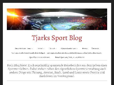 https://tjarks-sport-blog.com/