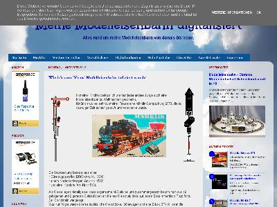 http://meine-modelleisenbahn-digitalisiert.blogspot.com/