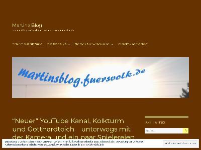 http://martinsblog.fuersvolk.de/