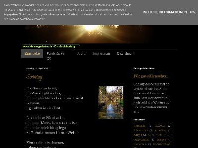 http://kleinergedanke.blogspot.com/