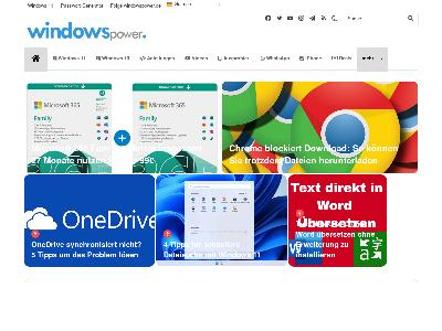 https://www.windowspower.de/