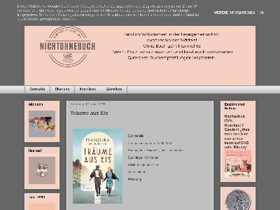 http://nichtohnebuch.blogspot.com/