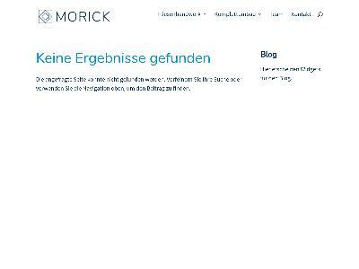http://www.morick.com/blog.html