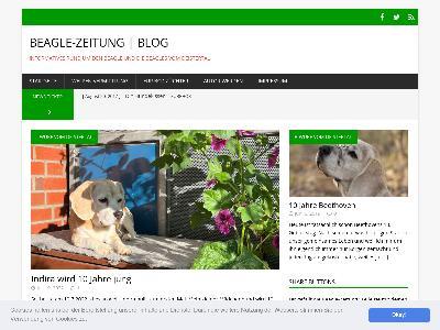 http://www.beagle-zeitung.de