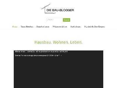 http://bau-blogger.de/