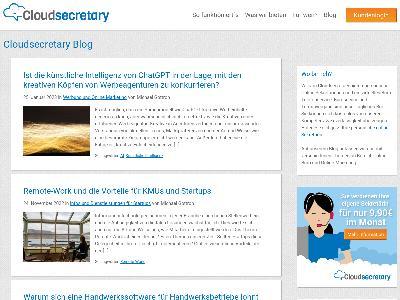 http://www.cloudsecretary.de/blog/