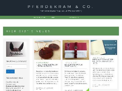 http://www.pferdekram.blogetti.de