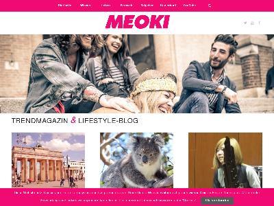 http://meoki.de