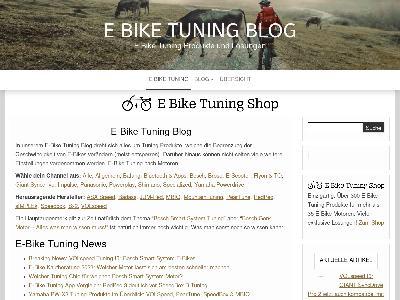 https://ebiketuningblog.com