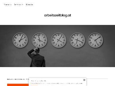 http://arbeitszeitblog.at