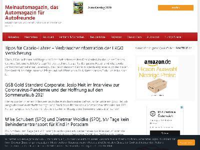http://www.meinautomagazin.de