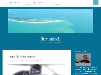 https://flugundzeit.blog