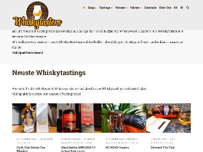 http://www.whiskytasters.de/