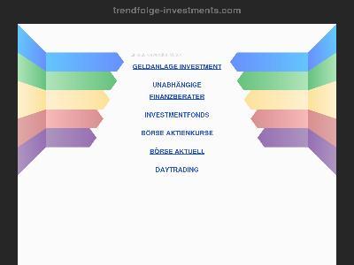 https://trendfolge-investments.com