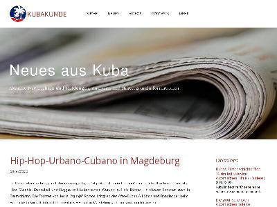 http://www.kubakunde.de/