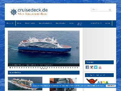 http://cruisedeck.de