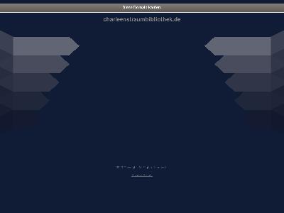 https://charleenstraumbibliothek.de/