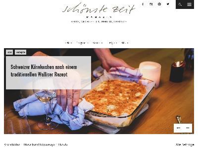 https://www.schoenstezeit.de