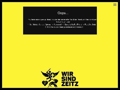 http://www.wirsindzeitz.de