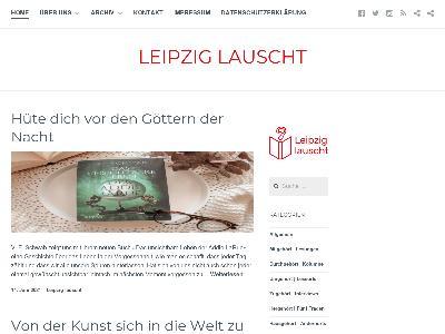 http://www.leipziglauscht.de